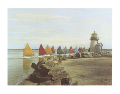 The Rainbow Fleet by H. Marshall Gardiner