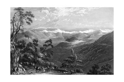 India Himalayas