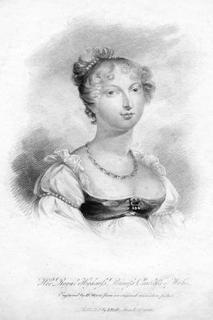 Princess Charlotte Augusta of Wales, 1816