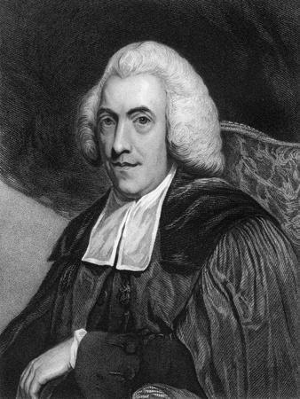 William Robertson, 18th Century Scottish Historian and Principal of Edinburgh University
