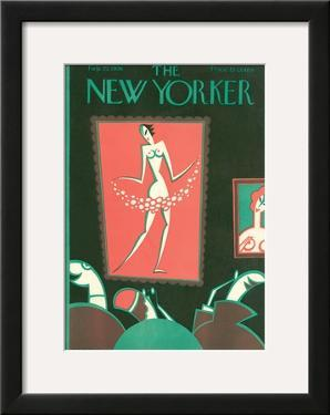 The New Yorker Cover - February 27, 1926 by H.O. Hofman