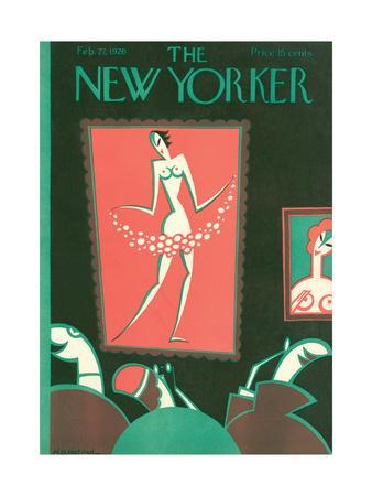 The New Yorker Cover - February 27, 1926