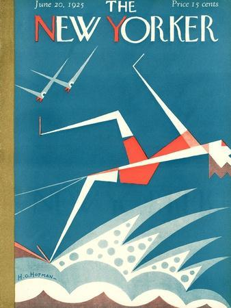 The New Yorker Cover - June 20, 1925