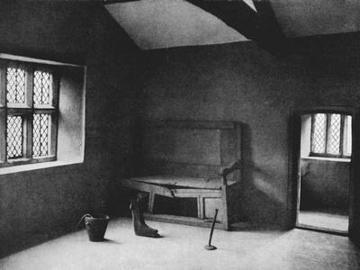 'Interior of Robin's Hood's Room', c1910, (1912)