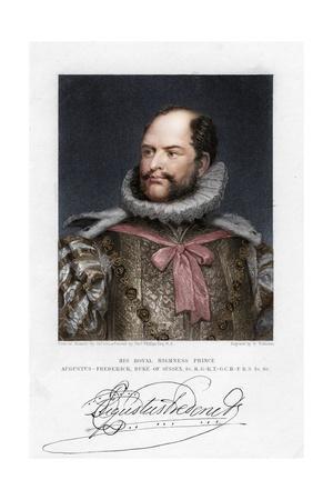 Prince Augustus Frederick, Duke of Sussex, 19th century