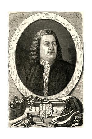 Albrecht Haller, Rousseau