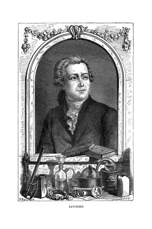 Lavoisier and Apparatus