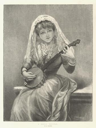 A Banjo Recital