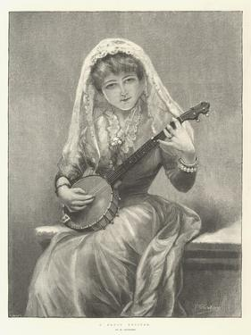 A Banjo Recital by H. Saunders