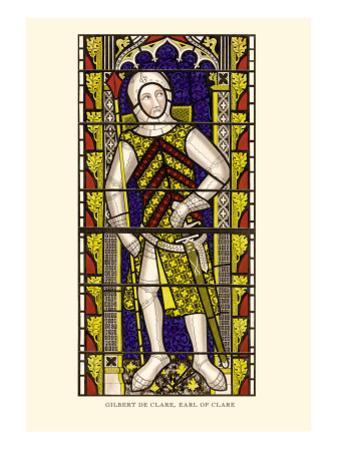 Gilbert de Clare, Earl of Clare