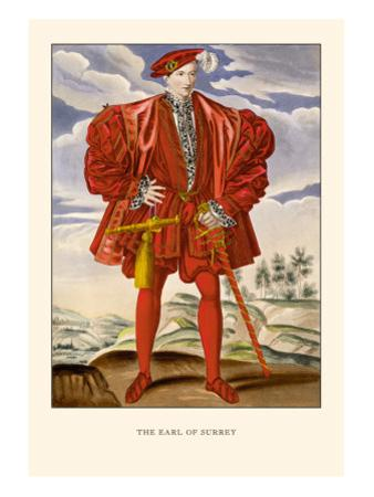 The Earl of Surrey