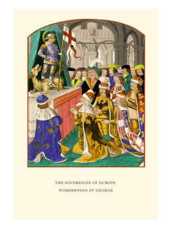 The Sovereigns of Europe
