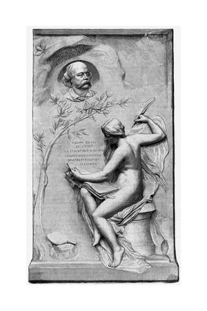 Flaubert Monument