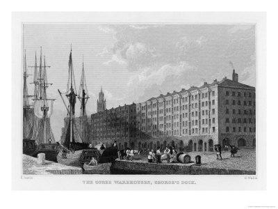 The Goree Warehouses George's Dock Liverpool