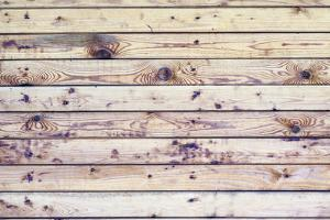 Vintage White Background of Natural Wood Old Wall by H2Oshka