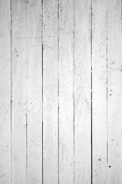Weathered White Wood by H2Oshka