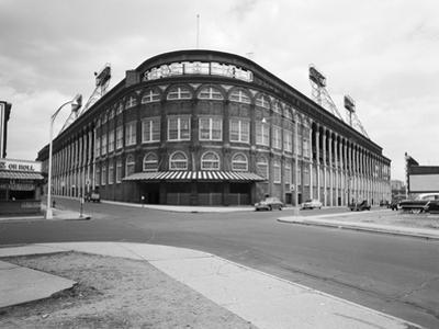 Ebbets Field by HA Dunne