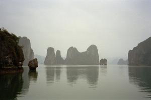 Ha Long Bay, Vietnam, 1999