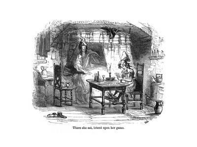 The Old Curiosity Shop, Dick Swiveller and Marchioness