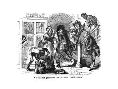 The Old Curiosity Shop, the Single Gentleman