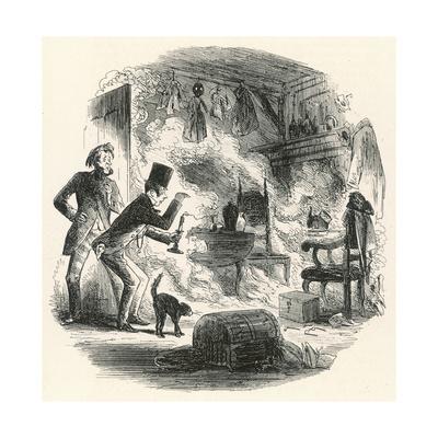 Bleak House, Combustion