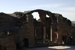 Hadrian's Villa, 2nd Century, Great Baths, Italy