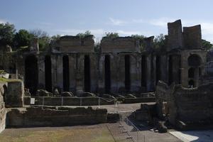 Hadrian's Villa, 2nd Century, Praetorium, Italy