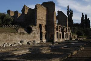 Hadrian's Villa, 2nd Century, Stadium, Italy