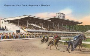 Hagerstown Race Track, Hagerstown, Maryland