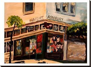 Haight Ashbury by M Bleichner