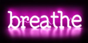 Neon Breathe PB by Hailey Carr
