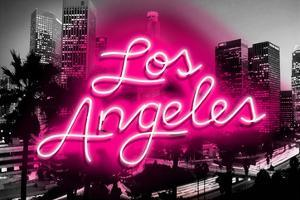 Neon Los Angeles PB by Hailey Carr