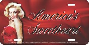 Marilyn America's Sweetheart by Haiyan