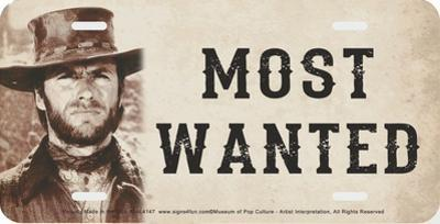 Most Wanted Clint Eastwood by Haiyan