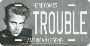 Trouble - James Dean by Haiyan