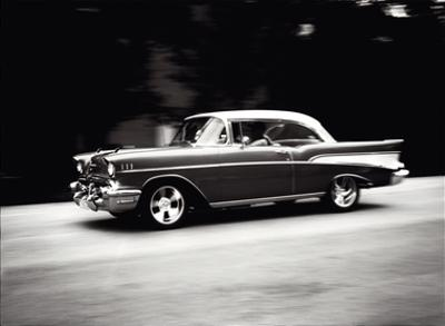 Chevrolet Bel Air, 1957 by Hakan Strand