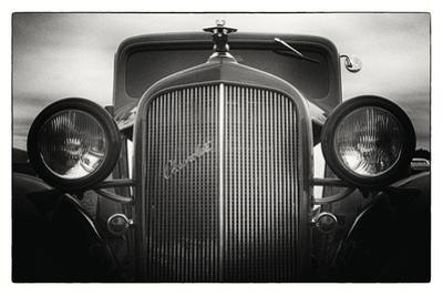 Chevrolet Coupe, 1933