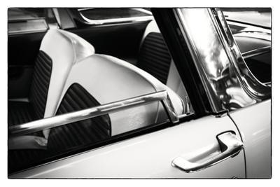 Ford Fairlane Crown Victoria, 1955