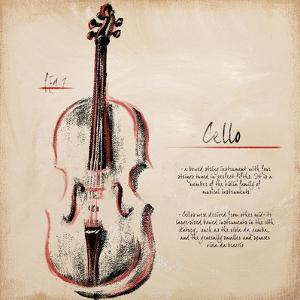 Cello by Hakimipour-ritter