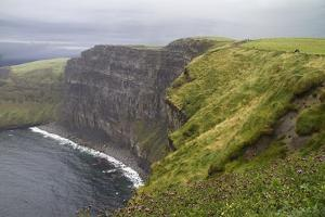 Cliffs of Moher by Hal Beral