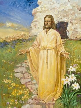 Jesus Has Risen by Hal Frenck