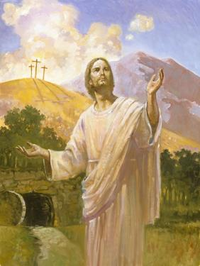 Jesus by Hal Frenck