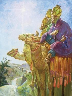 Three Wise Men by Hal Frenck