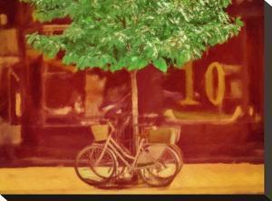 Bikes At 10 by Hal Halli
