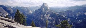 Half Dome High Sierras Yosemite National Park, CA