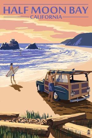https://imgc.allpostersimages.com/img/posters/half-moon-bay-california-woody-on-the-beach_u-L-Q1GQN300.jpg?p=0