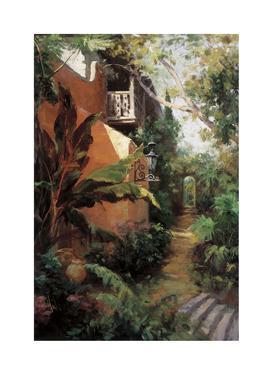 Camino Hermoso I by Hali