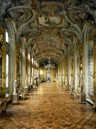 Hall of Mirrors, Palazzo Doria Pamphilj, Rome