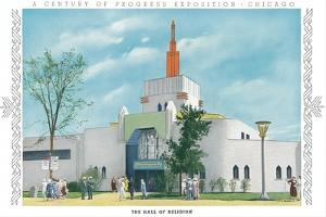 Hall of Religion, Chicago World Fair