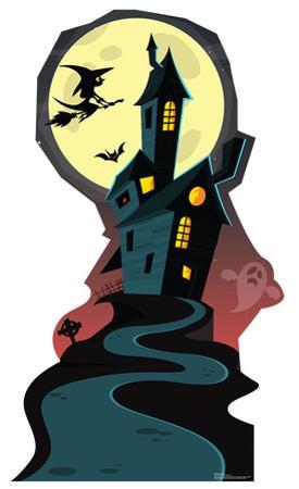 Halloween Haunted House